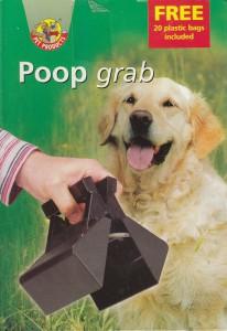 poop grab