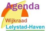 Wijkraad logo agenda